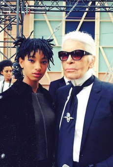 Willow Smith Is Chanel's Newest Ambassadress