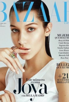 Bella Hadid's Beauty Really Shines Through on Harper's Bazaar Spain's April Cover (Forum Buzz)