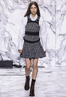 Carven Fall 2016 Runway
