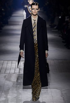 Dries Van Noten Fall 2016 Runway