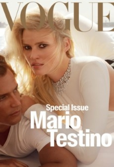 Mario Testino's Guest-Edited Issue of Vogue Australia Has Arrived (Forum Buzz)