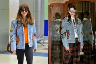 Runway to Real Life: Dakota Johnson in Gucci, Jessica Biel in Chanel and More (Forum Buzz)