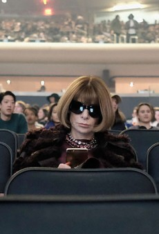 Dear Anna Wintour, There's No Such Thing as 'Migrant Chic'