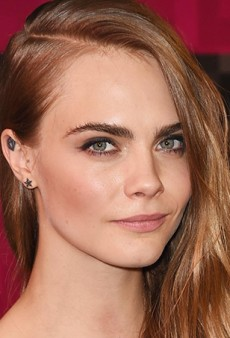 Cara Delevingne's Rimmel London Ads Are Going to Kick Ass