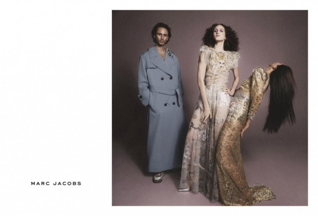 Marc Jacobs Spring 2016 Campaign Starring Noel, Anna, and Pat Cleveland
