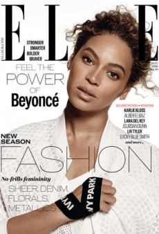Beyoncé Continues Her Worldwide Domination of ELLE With the UK Edition (Forum Buzz)