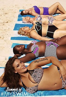 Ashley Graham Wants You to Suit Up and Join the #MySwimBody Movement