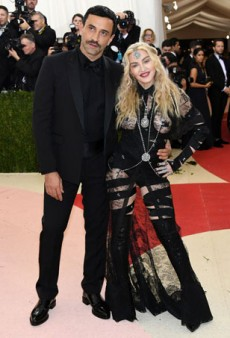 Madonna's Revealing Met Gala Outfit Was a Statement Against Ageism and Sexism