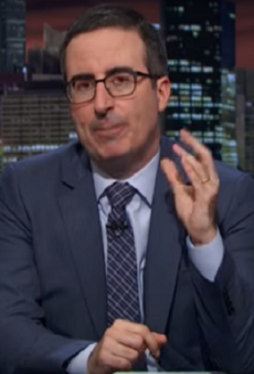 "Comedian John Oliver Makes Compelling Case for the Existence of ""Bread Pants"""