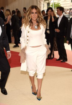 Sarah Jessica Parker Delivered the Perfect Shutdown to Her Met Gala Outfit Critic