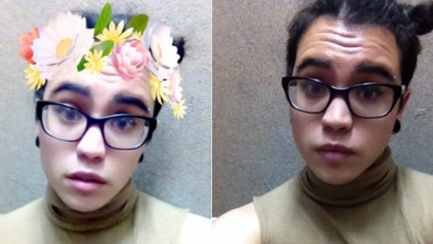 Snapchat is under fire for filters that whitewash users.