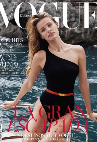 Gisele Bündchen's Recycled Photo on Vogue Portugal Delights (Forum Buzz)