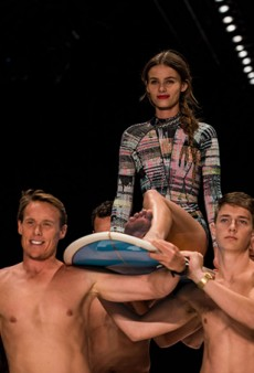 Activewear vs. Swimwear as Australian Fashion Week 2016 Hits Day Four: Our Wrap-Up