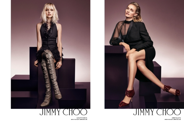 Jimmy Choo F/W 2016.17 by Craig McDean
