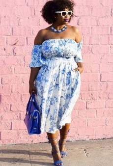 20 Inspiring Summer Outfits Worn by Plus-Size Fashion Bloggers
