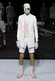 Thom Browne Men's Spring 2017 Runway