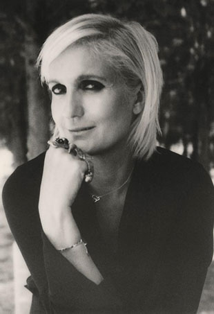 Dior names Maria Grazia Chiuri artistic director of women's haute couture, ready-to-wear and accessory collections.