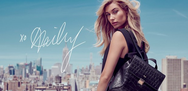 Hailey Baldwin releases a capsule collection with Australian luxury label The Daily Edited.