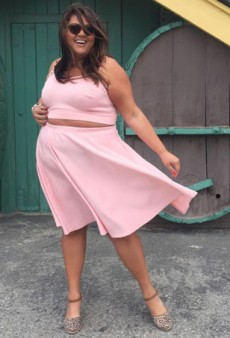 Plus-Size Celebrity Stylist Marcy Guevara: Life Is Short, Love Your Body