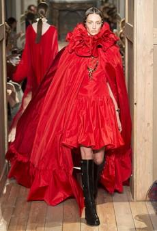 Valentino Haute Couture Fall 2016 Runway