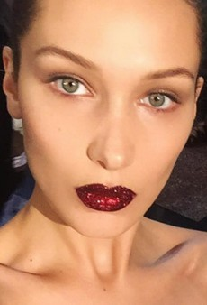 We're Full-On Lusting Over Pat McGrath's Glittery New Lip Kits
