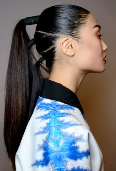 33 Upgraded Ponytails That Take Your Updo to the Next Level