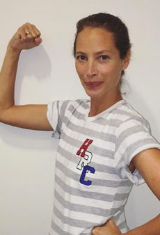 Christy Turlington On Why She DGAF About Aging