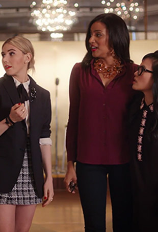 To coincide with NYFW, Kate Spade New York just released another hilarious see-now-buy-now #MissAdventure starring Ali Wong, Zosia Mamet and Sarah Jones.