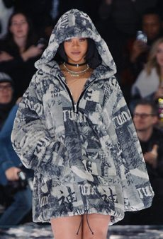 Rihanna's Fenty x Puma Collection Is About to Make Paris Fashion Week Even More Incredible