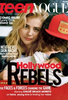 Awkward: Chloë Grace Moretz and Brooklyn Beckham Pose Together on Teen Vogue Post-Breakup (Forum Buzz)