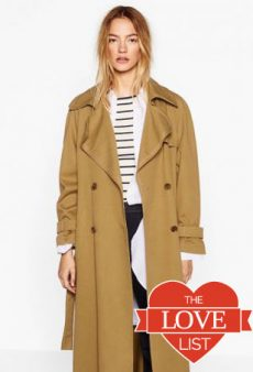 23 Chic Fall Trenches for Every Budget