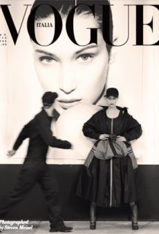 Steven Meisel Delivers Four Different Covers for Vogue Italia's Blockbuster September Issue (Forum Buzz)