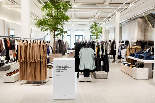 Zara just launched its first eco-friendly #JoinLife collection.