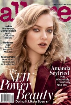 A 'Beautiful and Classy' Amanda Seyfried Gives Allure Its Best Cover in Months (Forum Buzz)