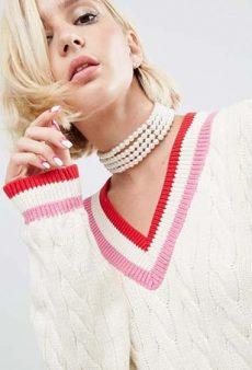 Wah London x ASOS' Princess Di-Inspired Collab Is Full of Pearls and Pinstripes