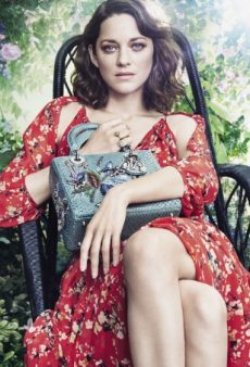 Marion Cotillard Goes to Christian Dior's Birthplace for Latest Lady Dior Campaign (Forum Buzz)