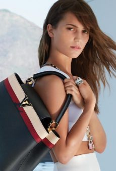 Alicia Vikander Stars in Louis Vuitton's 'Boring' Spirit of Travel Campaign for Fall (Forum Buzz)