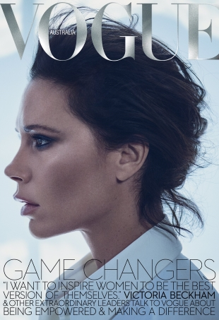 Vogue Australia November 2016 : Victoria Beckham by Boo George