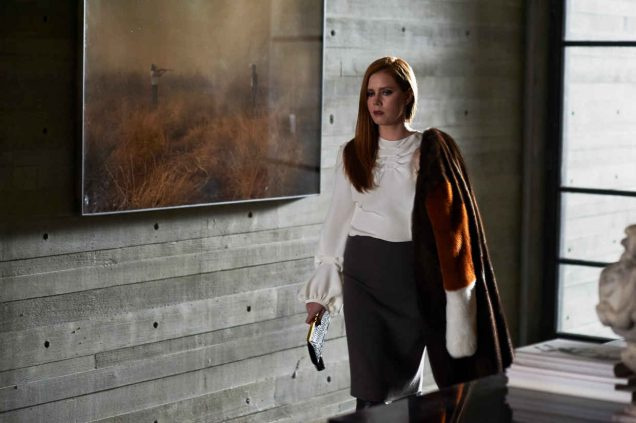 Amy Adams looking impossibly chic as Susan Morrow.