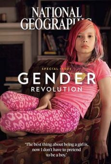 Avery Jackson Is National Geographic's First-Ever Transgender Cover Star