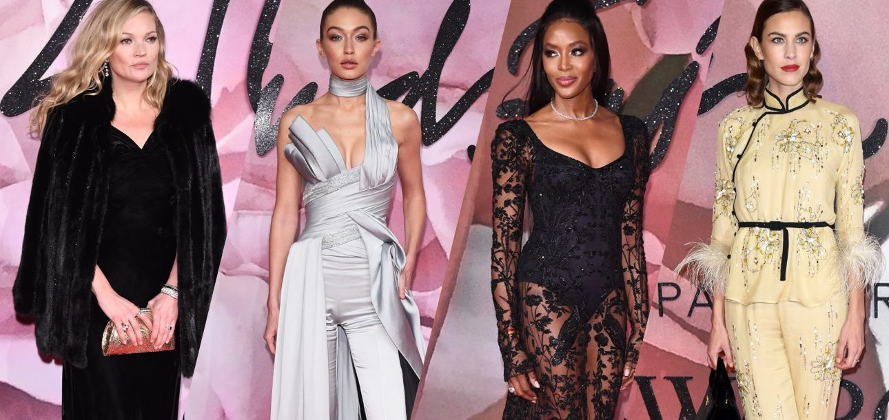 See all the Stunning Red Carpet Looks From The 2016 Fashion Awards in London (Plus the Night's Big Winners)