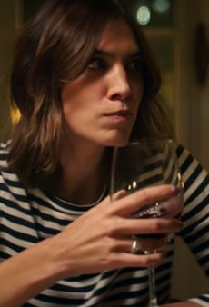 Alexa Chung Gets (Adorably) Awkward at a Parisian Dinner Party for AG's Spring 2017 Campaign Video