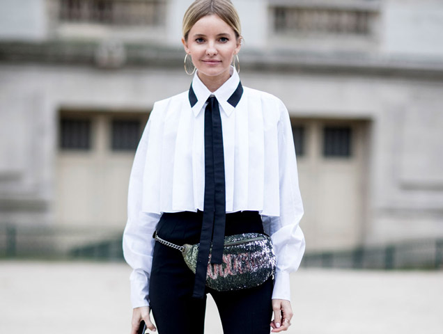 Fanny packs sleeker and chicer than ever thefashionspot
