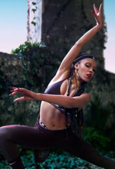 Watch: FKA Twigs Stars in Nike's Awesomely Surreal 'Believe In More' Campaign