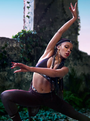 NikeWomen's surreal Zonal Strength Tights campaign — creative directed by musical artist FKA Twigs — takes commercial ads to the next level.