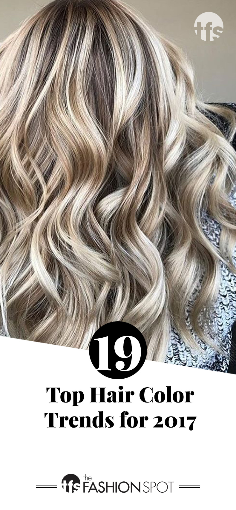 Popular color trends 2017 - Popular Hair Color Trends For 2017