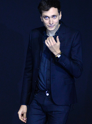 Hedi Slimane is now a photographer full time.