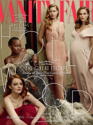Vanity Fair March 2017 : The Hollywood Issue by Annie Leibovitz