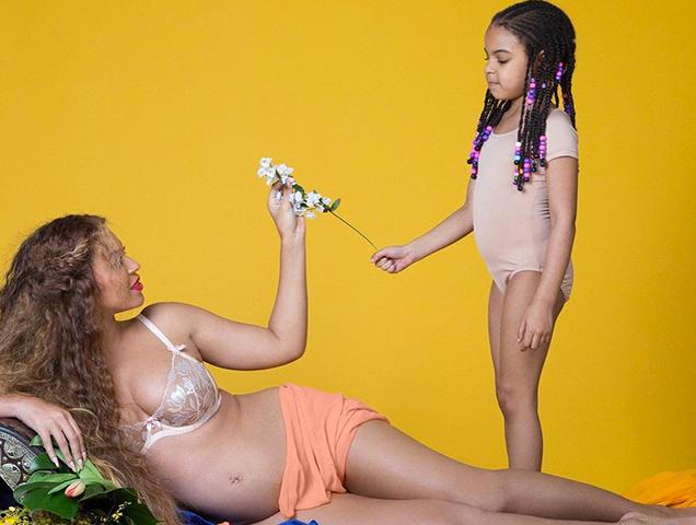 Beyoncs Full Maternity Photo Shoot Is Giving Us Life