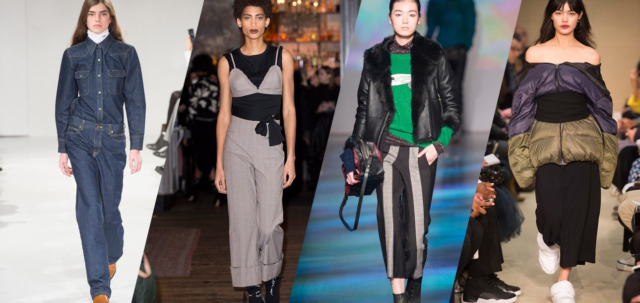 Top 15 Fall 2017 Fashion Trends From New York Fashion Week